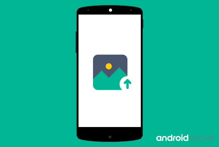 Upload Files to Server using Service in Android - AndroidWave