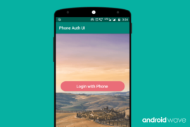 login with phone number firebase android