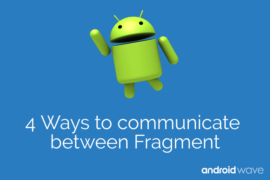 CORE ANDROID Passing Data Between Fragment