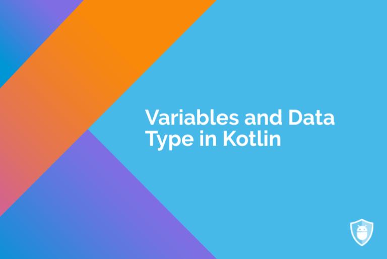 Data Types in Kotlin