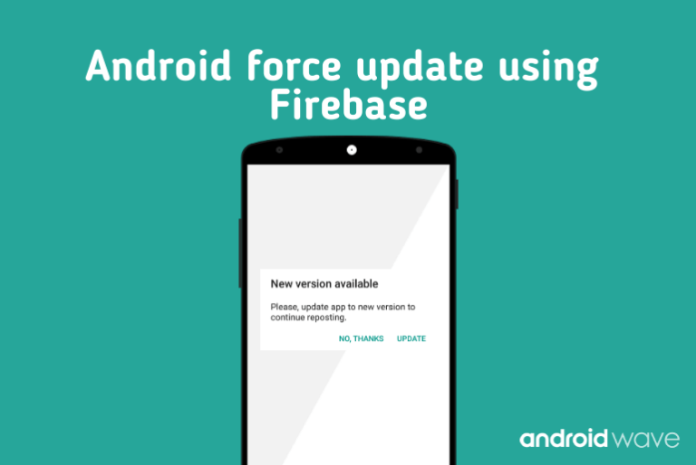 android force update
