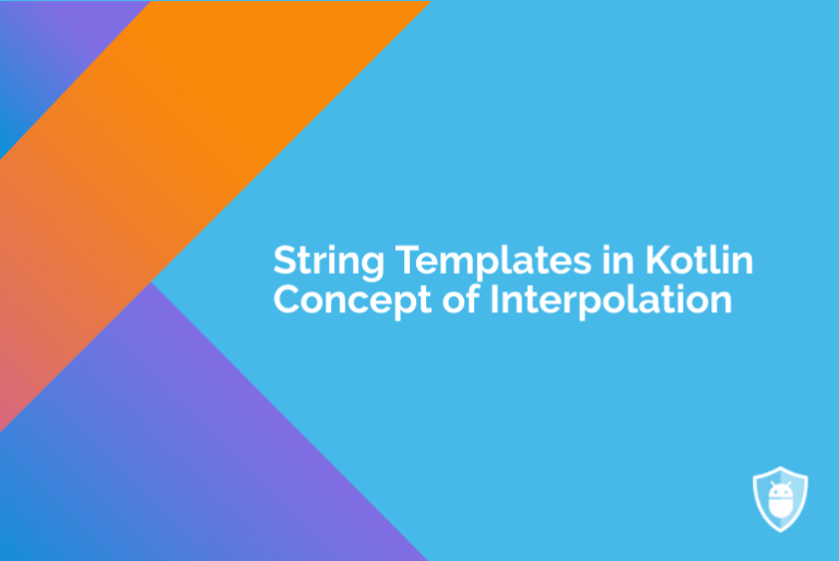 kotlin string templates