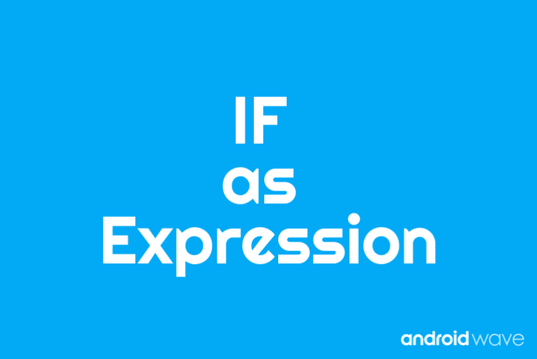 If else if expression